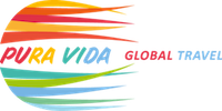 Pura Vida Global Travel Logo